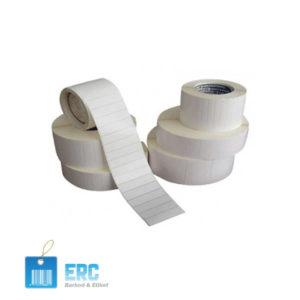 Mat Polipropilen (PP) Etiket - Erc Barkod & Etiket