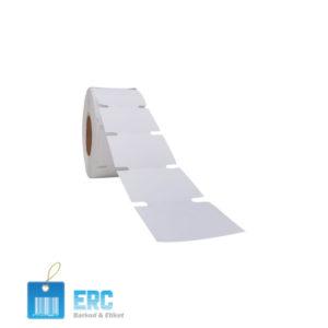 Termal Karton Etiket - Erc Barkodve Etiket