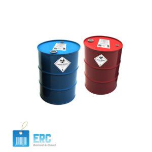 kimyasal etiketi - ercbarkod